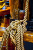 Boat Rigging Royalty Free Stock Image