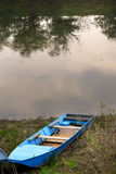Boat in the river Stock Photography