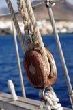 Boat rope Royalty Free Stock Photo
