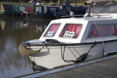 Boat For Sale Royalty Free Stock Photo