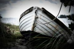 Boat Scenic royalty free stock image