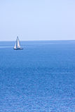 Boat on the sea Royalty Free Stock Photography