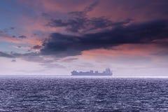 Boat_sea Royalty Free Stock Photos