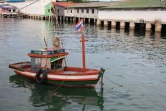 Boat. Sea fishing bluesea Stock Photo