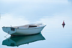 Boat on the sea Stock Photography
