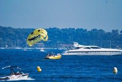 boat, sea, vehicle, boating, sailing, ocean, yacht Royalty Free Stock Photos