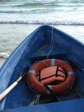 Boat and sea Royalty Free Stock Photo