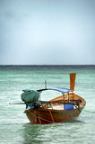 Boat at sea Thailand Stock Images