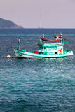 Boat, sea, water Royalty Free Stock Photos
