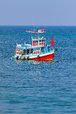 Boat, sea, water Stock Image