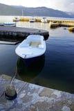 boat seaside Στοκ εικόνα με δικαίωμα ελεύθερης χρήσης