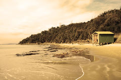 Boat shed Royalty Free Stock Photos