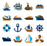 Boat and ship Stock Images