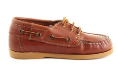 Boat shoe. Stock Photos
