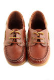 Boat shoes. Stock Photography