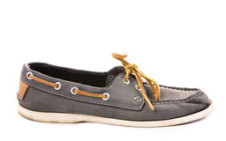 Boat shoes Royalty Free Stock Image