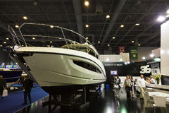 Boat Show 2014, Istanbul Royalty Free Stock Photography