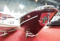 Boat Show 2014, Istanbul Royalty Free Stock Photos