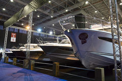 Boat Show 2014, Istanbul Royalty Free Stock Images