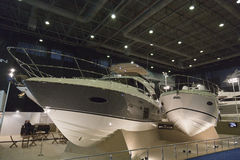 Boat Show 2014, Istanbul Royalty Free Stock Image