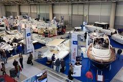 Boat Show Rome 2015 Stock Photo
