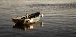 Boat sicily Royalty Free Stock Photo