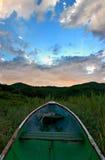 Boat & sky Stock Photos