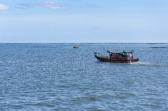 Boat. Small boat at Chonburu district,Thailand Stock Photography