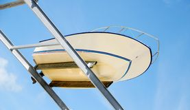 Boat storage Royalty Free Stock Image