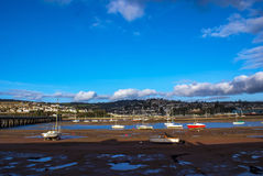 Boat teign Stock Photography