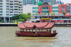 Boat with Thai-style Stock Photos