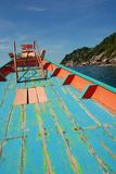 Boat of thailand Royalty Free Stock Images