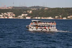 Boat Tour Royalty Free Stock Photography