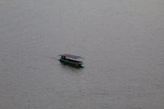Boat tour Khun Dan Prakan Chon Royalty Free Stock Photos