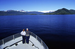 Boat tourist Stock Images