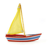 Boat toy Royalty Free Stock Photography