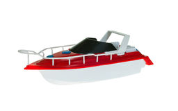 Boat toy. Royalty Free Stock Image