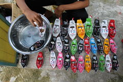 Boat Toys Royalty Free Stock Images