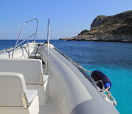 Boat trip Royalty Free Stock Images