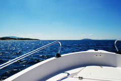 Boat trip Stock Images