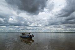 Boat Trip 3 Royalty Free Stock Photography