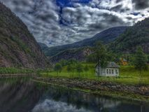 Boat trip Norway. Boat trip in Norway, river, nature, fjord, landscape, sky, view, amazing, beautiful stock photo