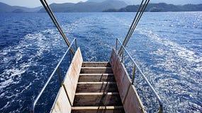 Boat trip Royalty Free Stock Photos