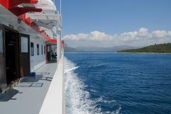 Boat trip Stock Photos