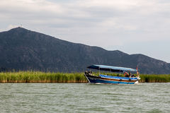 Boat Trips in Dalyan Royalty Free Stock Photography
