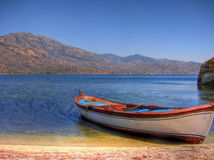 Boat in Turkey 2 Stock Photography