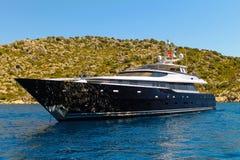 Boat in Turkey. Wonderful boat in Turkey. Sea near Kekova island Stock Images