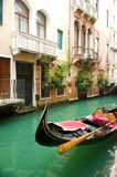 Boat of Venice Royalty Free Stock Photos