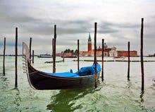 Boat in Venice Royalty Free Stock Photos