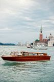 Boat in Venice Royalty Free Stock Image
